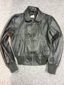 Leather Jacket After Restoration Front leather jacket cleaning